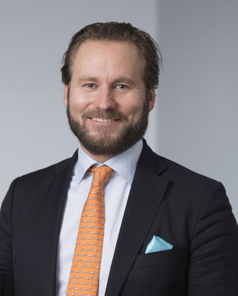 Stefan Granqvist, VD, Interim Search
