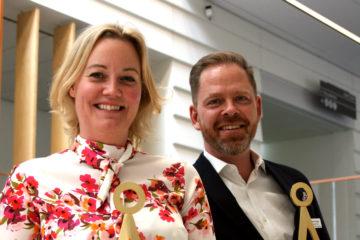 Årets Förändringsledare 2020 Karolinska